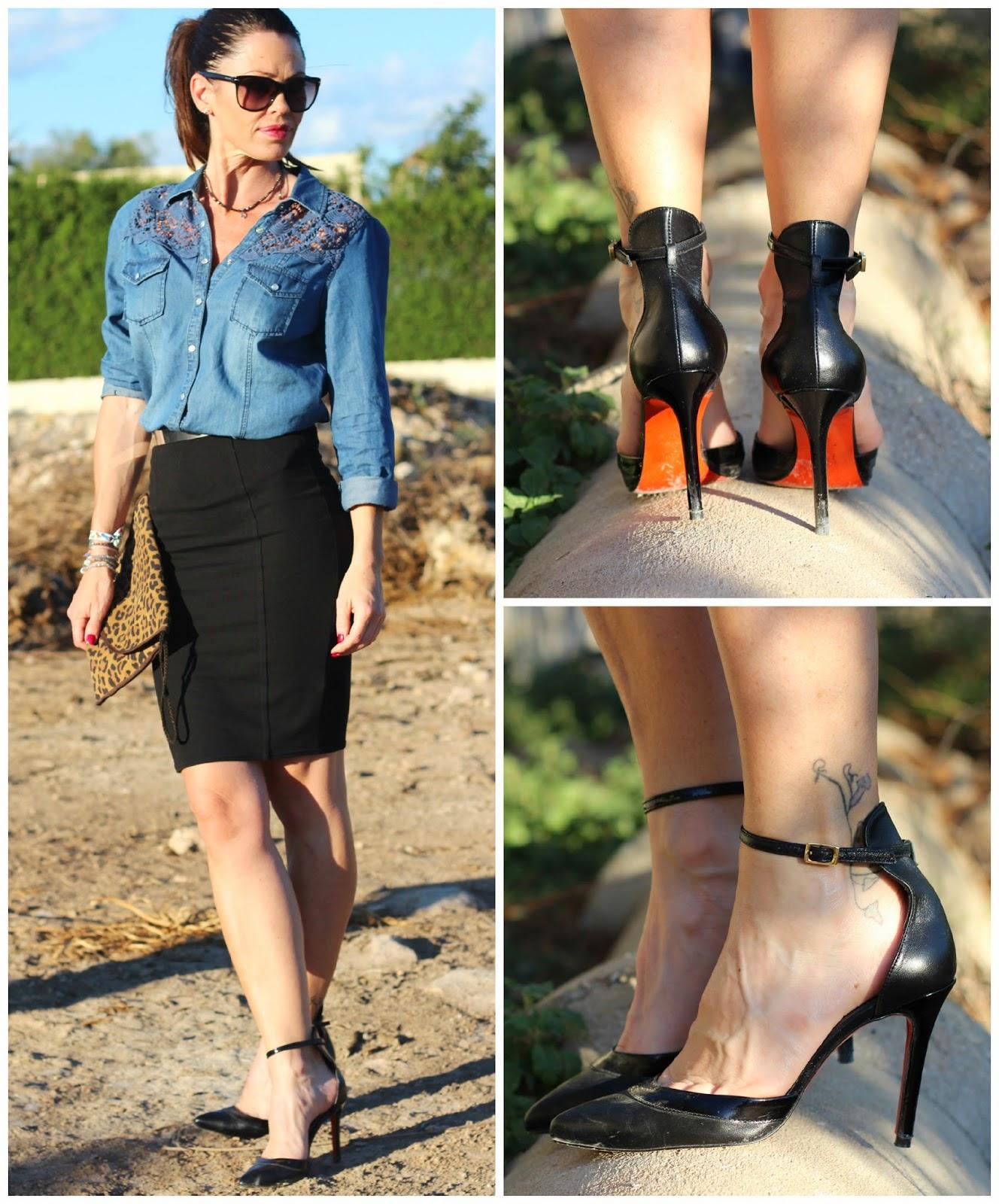 Outfit Primavera 2014 - Sandra Moss Calzado