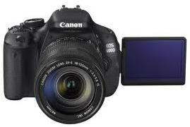 Canon EOS 600 D media markt
