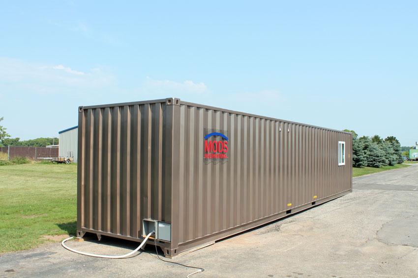Shipping container homes wisconsin companies