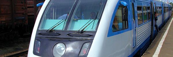 РА-2 | Рельсовый автобус - электричка такая дизельная | фотогалерея