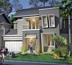 Desain Rumah Tinggal Sederhana Minimalis Terbaru