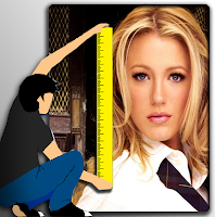 Blake Lively Height - How Tall