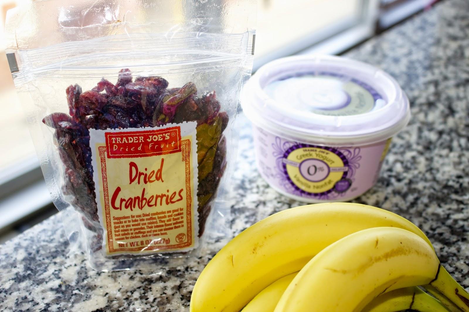 health, recipes, frozen greek yogurt bananas, easy recipes, easy healthy banana recipe, trader joes healthy recipes,