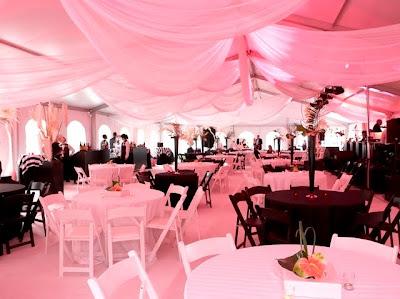 tents wedding decorations
