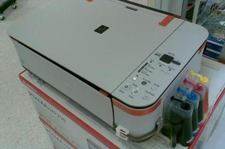 Driver Printer Canon Pixma MP258