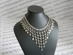Pure Silver Necklace