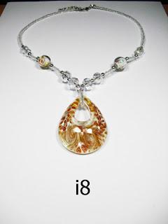 kalung aksesoris wanita i8