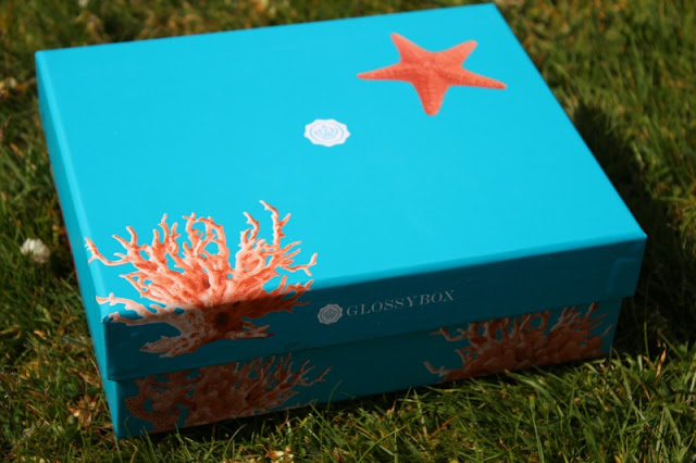 Glossybox July 2013 Review
