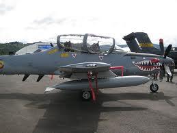 Gambar Pesawat Tempur EMB Supertucano