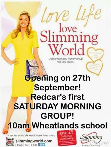 redcar north yorkshire uk slimming world first