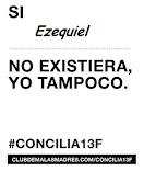 Porque reivindicar no es quejarse # CONCILIA13F
