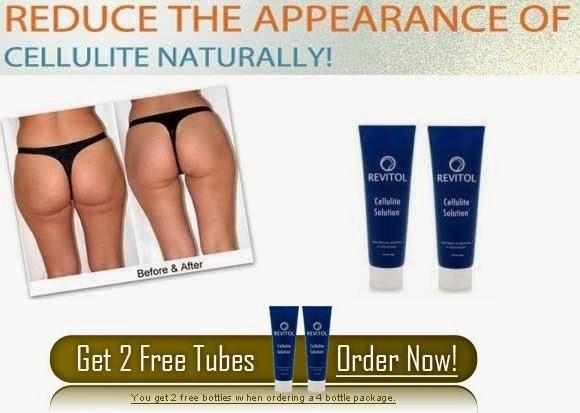 The Revitol Cellulite Solution Free Bottle Offer