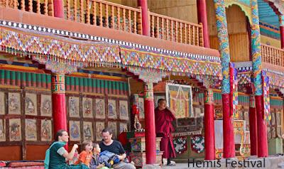 India Travel - Hemis Festival