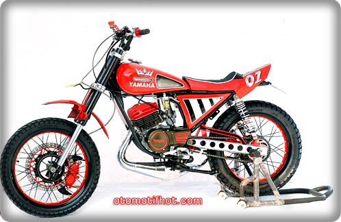 Gambar Modifikasi Motor RX King 002