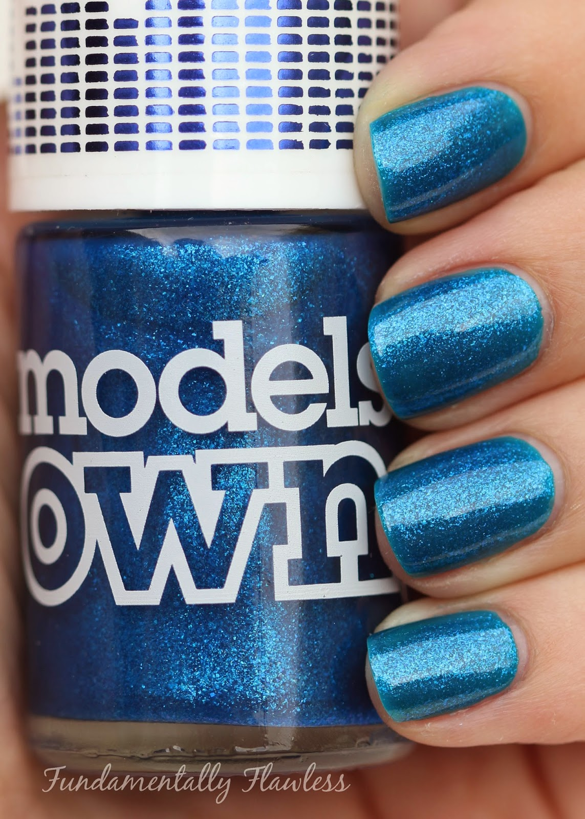 Models Own Disco Pants Collection Sound Factory Swatch