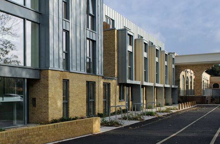New accommodation on the Goods Platform