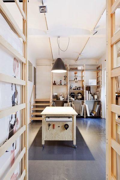 Inspiración para espacios de trabajo funcionales y con estilo