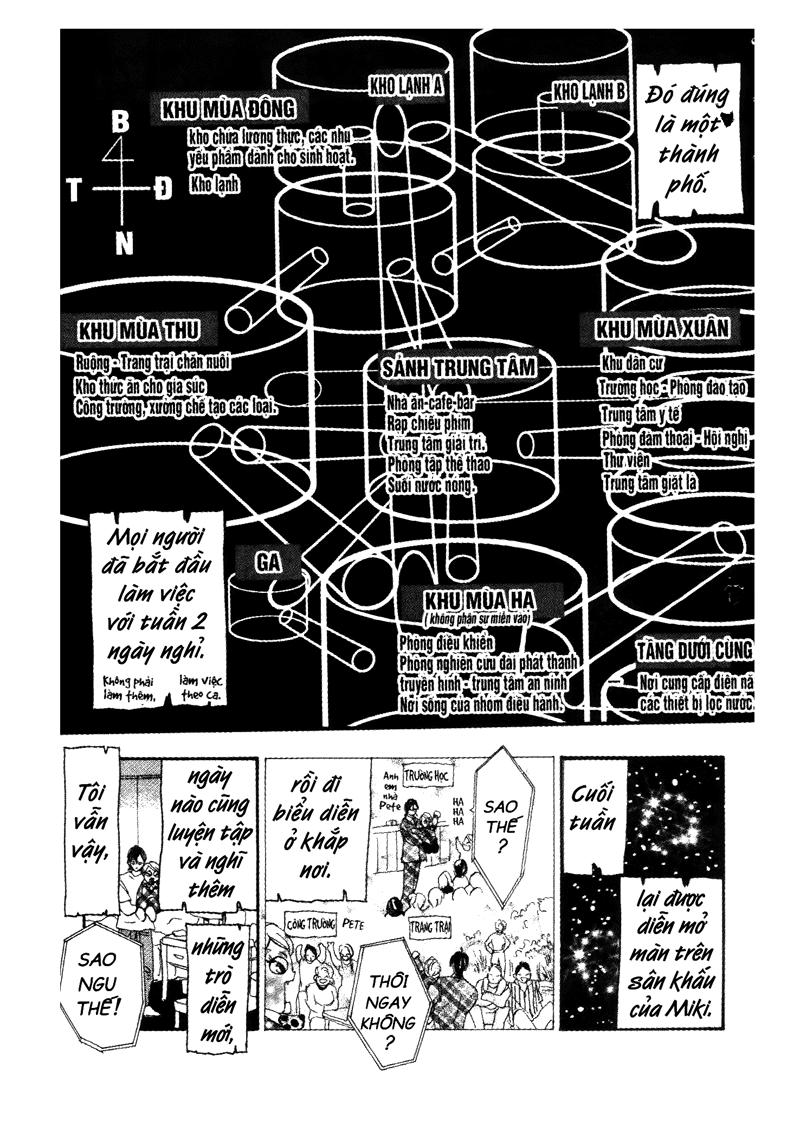 Mầm sống chap 55 - Trang 9