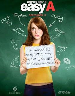 Cô Nàng Lẳng Lơ - Easy A (2010) Poster