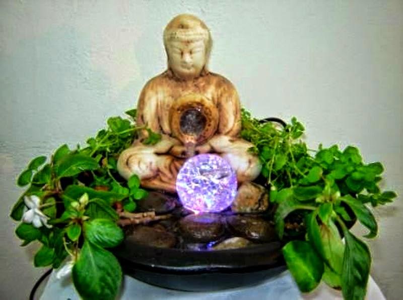 Abundancia amor y plenitud el uso de las fuentes de for Fuente agua feng shui