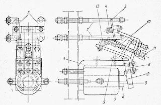 Электромагнитное реле типа ЭР-100