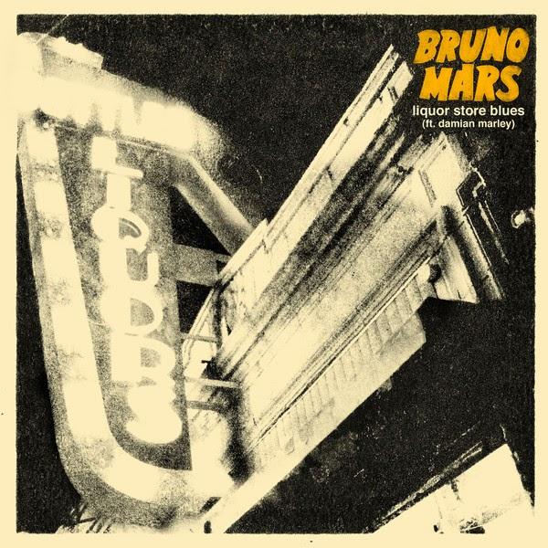 Bruno Mars - Liquor Store Blues (feat. Damian Marley) - Single Cover