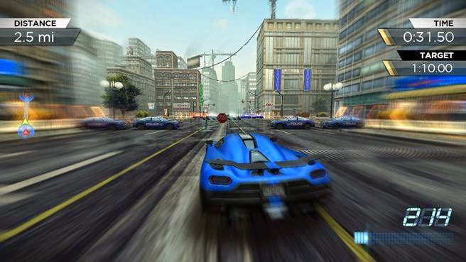 Need For Speed Most Wanted Android Full Apk En 1 Link