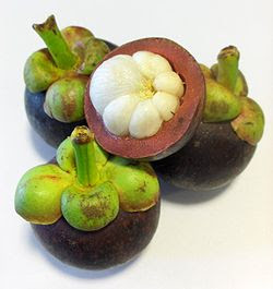 Makanan Khas Indonesia - Buah Asli Indonesia - manggis
