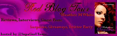 {Review+GIveaway} Redheads are Soulless by Heather M. White