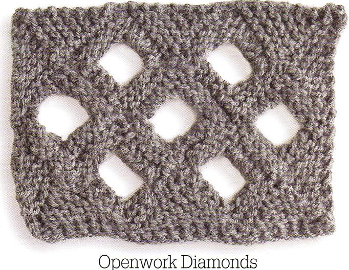 Entrelac Scarf Knitting Pattern Entrelac Knitting Patterns
