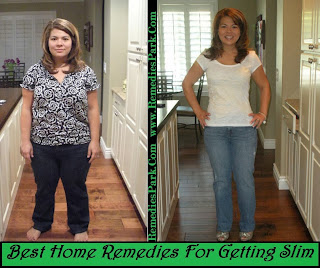Best Home Remedies For Getting Slim