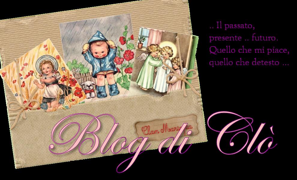 Blog di Clò