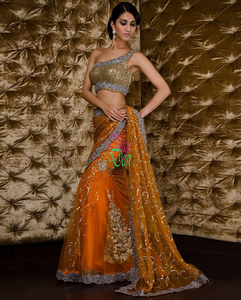 wedding saree designs