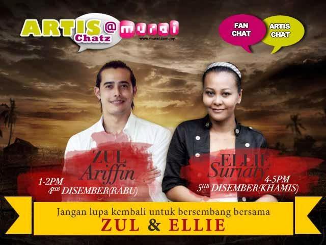 Zul Ariffin, Ellie Suriaty Dedah Kisah Misteri Filem Penanggal