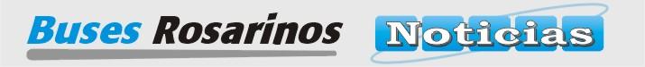 Buses Rosarinos Noticias