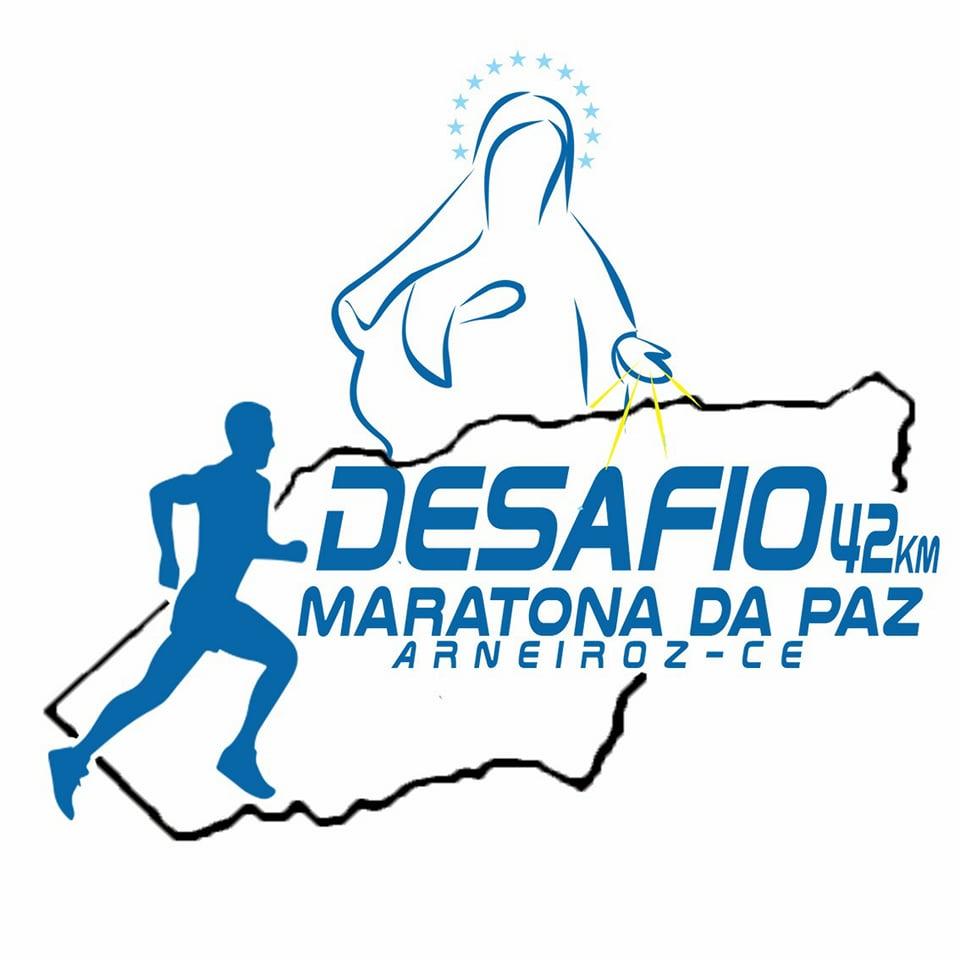 Vem Aí a Maratona da Paz 2018 de Tauá á Arneiroz - em Setembro.