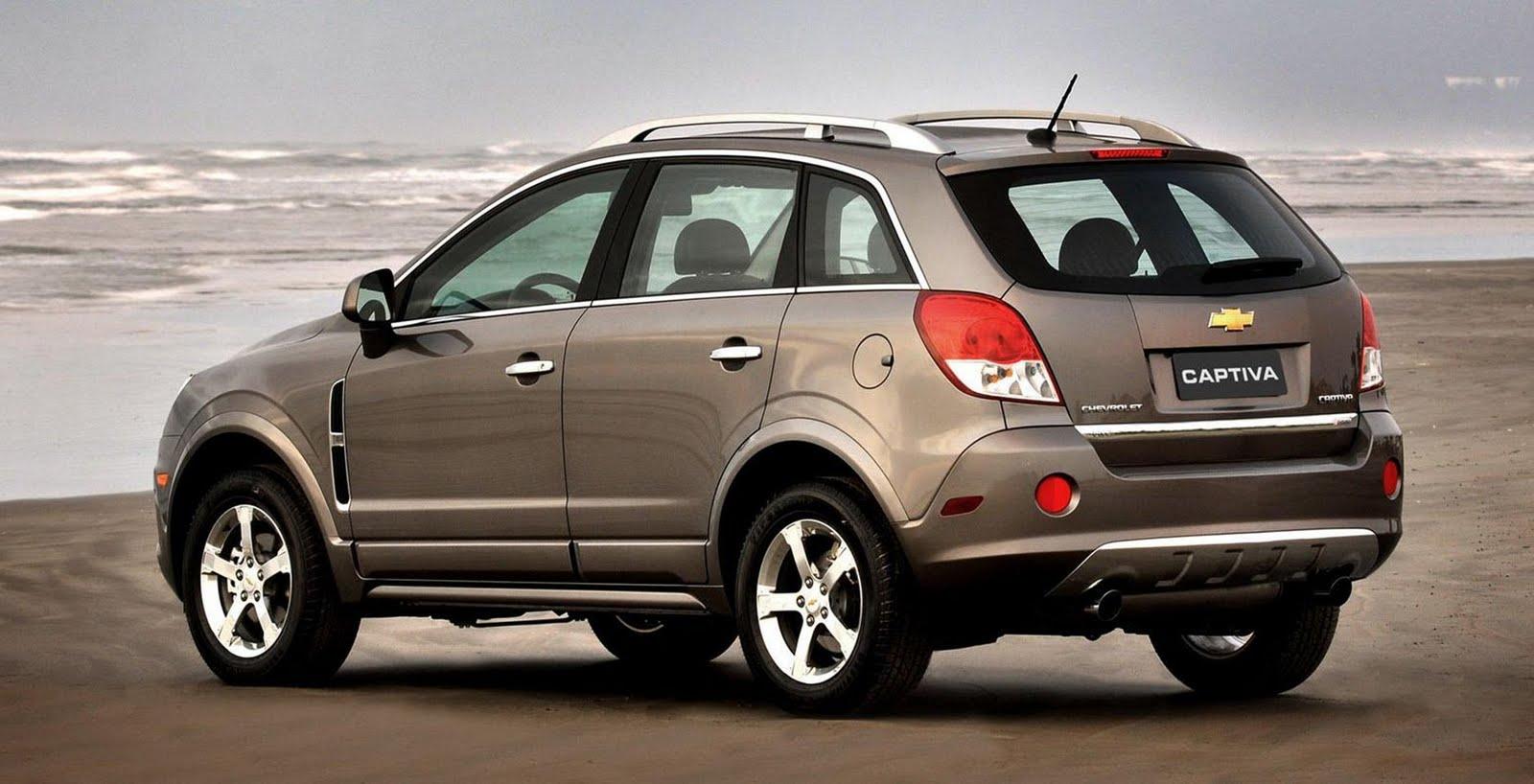 Chevy Captiva Vs Ford Edge Html Autos Post