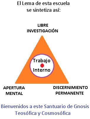 LEMA DE ESTA ESCUELA INTERNA