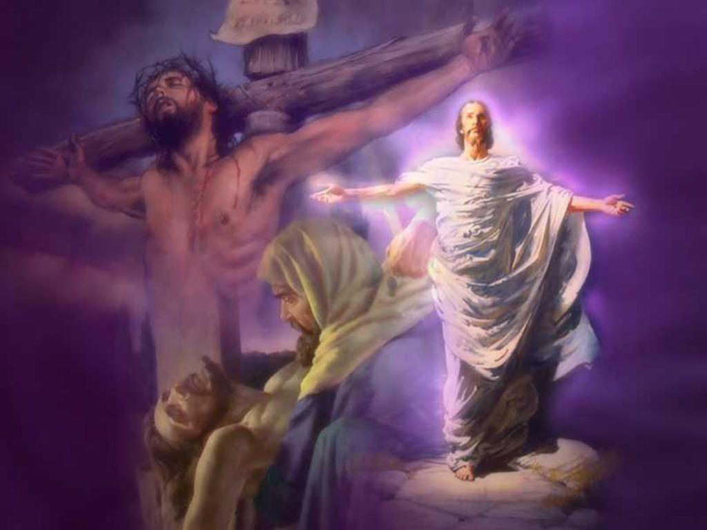 Crucifixión y resurrección de Jesús