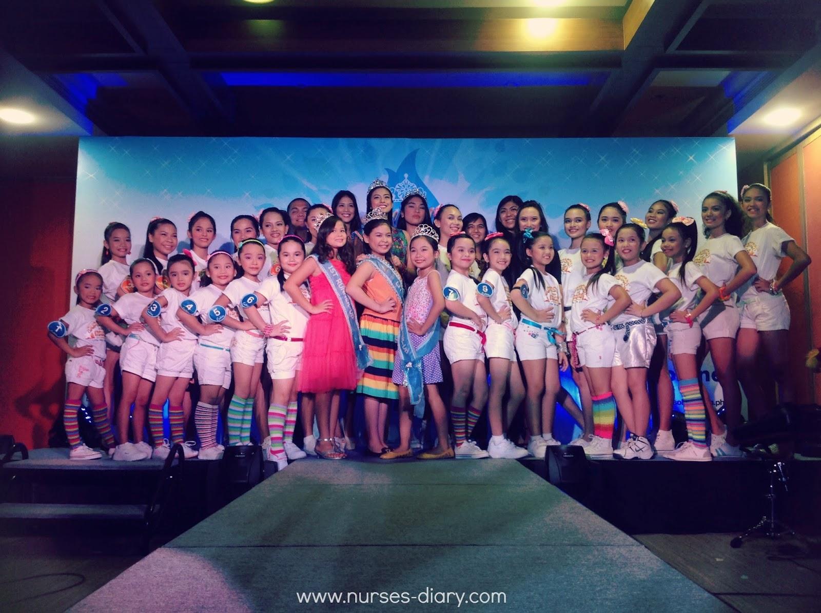 Press Launch Little Miss Solane 2014