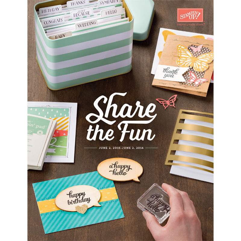 SHARE THE FUN - YEARLY CATALOG