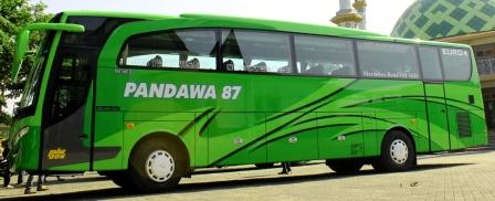 Bus Pariwisata Pandawa 87