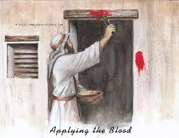 Passover doorposts LDS