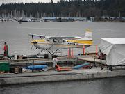 1978 Cessna A185F Skywagon II, c/n 18503482, CGZSH, Harbour Air Seaplanes . (dscn )