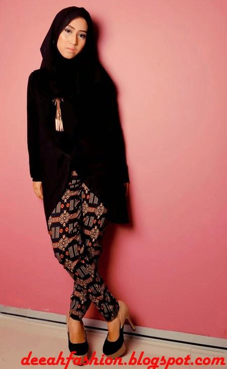 Bergaya Dengan Jilbab Stylish With Hijab