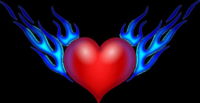 Amor y Tinta: Lindas imagenes de amor con corazones