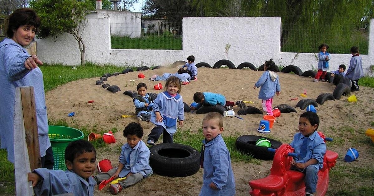 La ense anza en el jardin maternal fotos de las for Actividades en el jardin