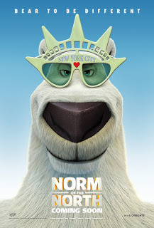 Sinopsis Film Norm Of The North ( 2016 )