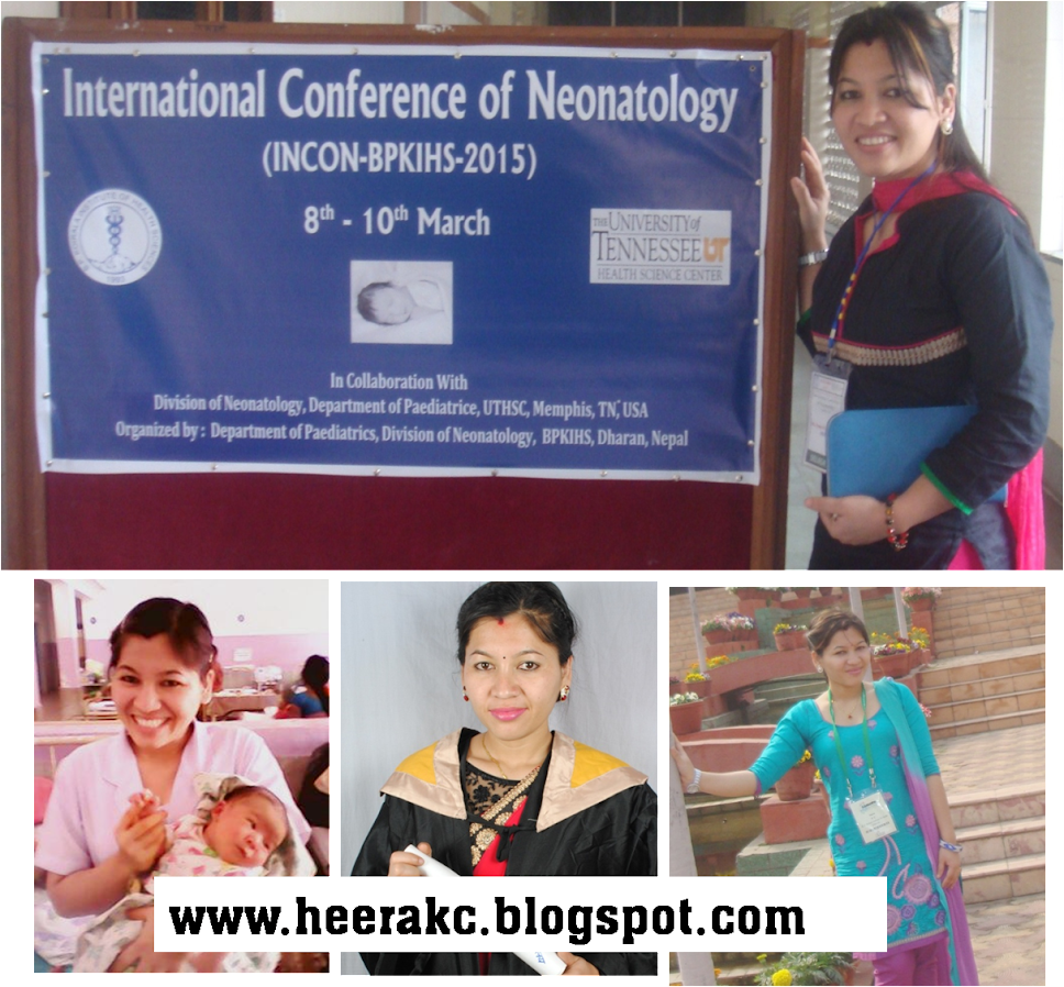 Mrs. Heera KC Parajuli (Nursing Entrepreneur) : My Web-Blog