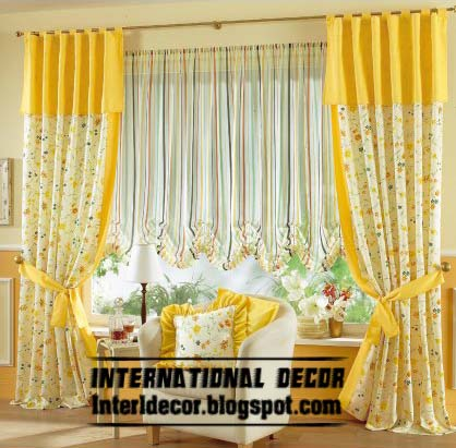curtain designs 2016
